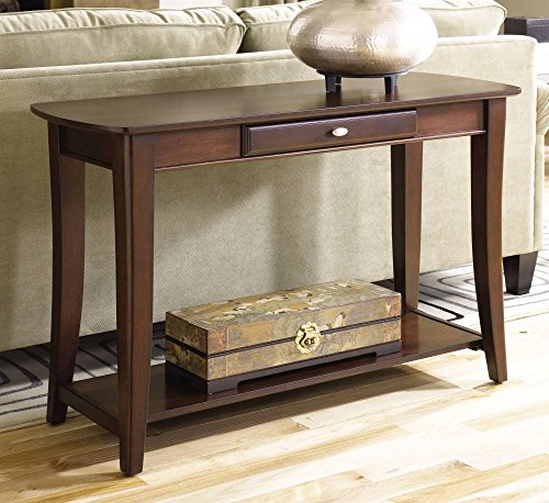Hammary Enclave Sofa Table in Sable Review