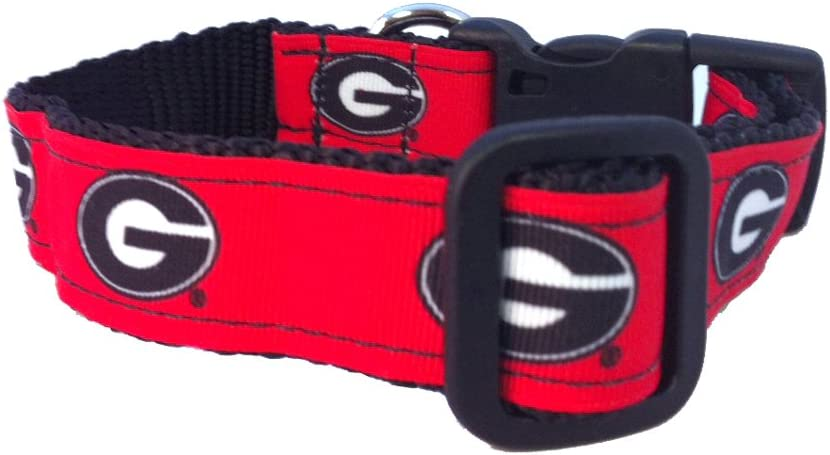 All Star Dogs University of Georgia Collar