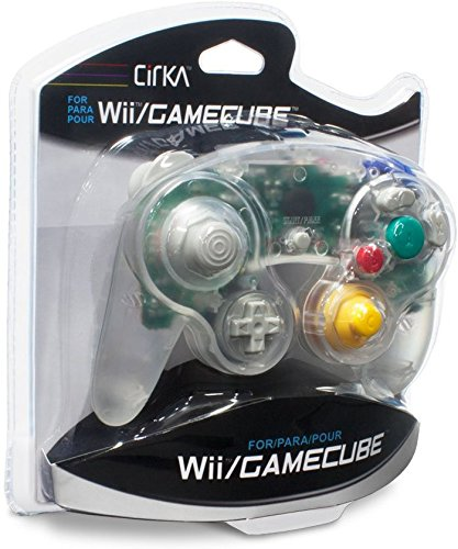er for GameCube/ Wii (Clear) (Gamecube Controller Buttons)