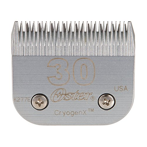 Oster CryogenX Detachable Pet Clipper Blade, Size 30 (078919-026-005)