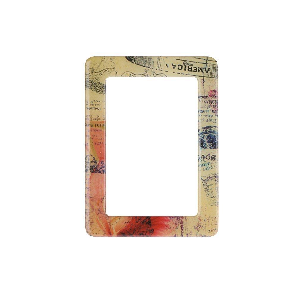 TAOtTAO marcos de fotos, coloridos marcos magnéticos para ...
