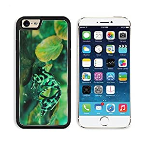Frogs Spotted Swamp Leaves Kiss Apple iPhone 6 TPU Snap Cover Premium Aluminium Design Back Plate Case Customized Made to Order Support Ready Liil iPhone_6 Professional Case Touch Accessories Graphic Covers Designed Model Sleeve HD Template Wallpaper Phot
