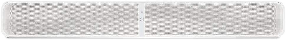 Bluesound Pulse Soundbar 2i Wireless Multi-Room Smart Soundbar with Bluetooth - White - Compatible with Alexa and Siri