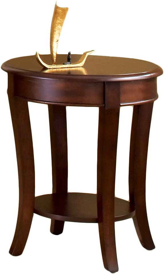 Steve Silver Company Troy Round End Table