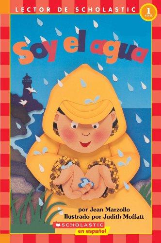 Soy el Agua (Hello Reader) (Spanish Edition)
