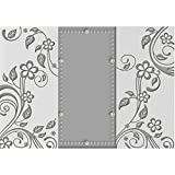 Couture Creations Embossing Folder A4-Leaves