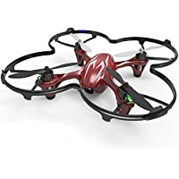 Hubsan X4 H107C 4 Channel 6 Axis Gyro RC Quadcopter with 480P Camera RTF