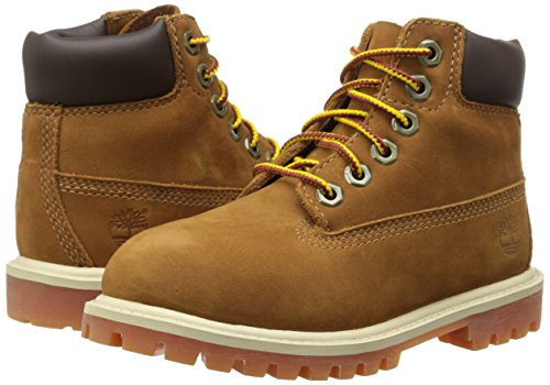 Unisex Timberland Classic Boots Kids' Brown Waterproof THWdCnH