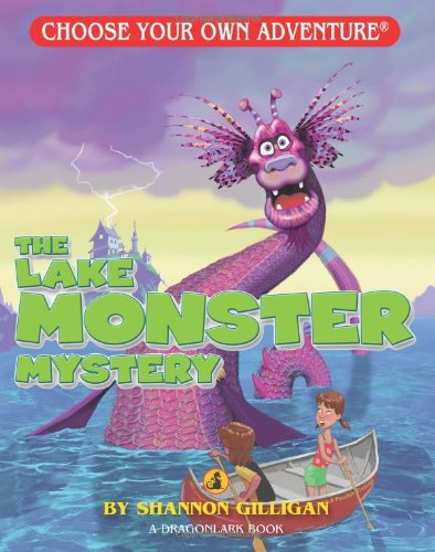 Read Online The Lake Monster Mystery (Choose Your Own Adventure - Dragonlark) PDF