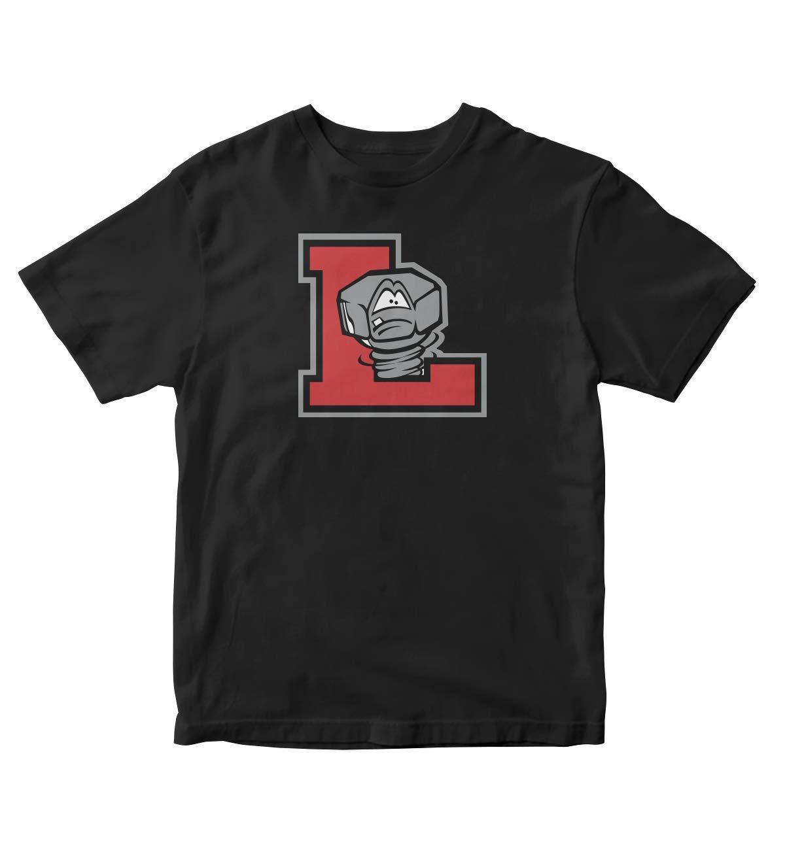 Tjsports Lansing Lugnuts Baseball S Black Shirt