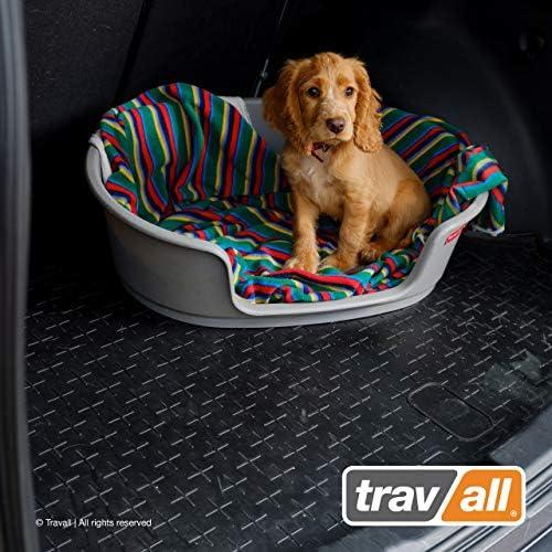 Travall/® Liner TBM1190 Tapis de Coffre en Caoutchouc sur Mesure