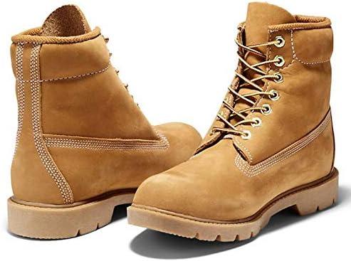 Click Chukka Tan Nubuck Leather Safety Boots Internal  Size Uk 6