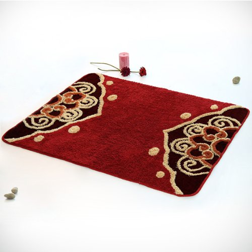 (Naomi - [Royal Palace] Luxury Home Rugs(35.4 by 43.3 inches))