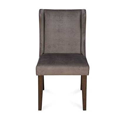 @home by Nilkamal Pandora Dining Chair (Walnut)
