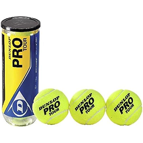 DUNLOP Pelotas Tenis Fort All Court 3u