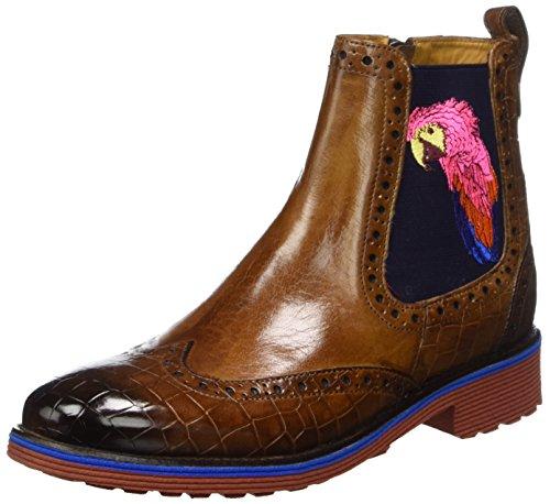 Amelie 47 amp; Femme Boots 47 Rose Bonbon Melvin Hamilton EU Chelsea f6E4qnCw