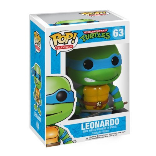 Amazon.com: POP! Teenage Mutant Ninja Turtles Leonardo ...