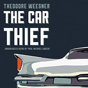 The Car Thief Audiobook