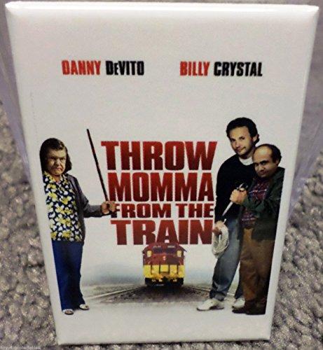 Train Movie Poster 2 x 3 Refrigerator Locker MAGNET ()