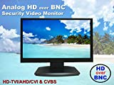 1st Pick Video Inc. 1PV-D215HD 21.5' Analog HD 16:9 LED Security Monitor 1xHDMI, 2xBNC Inputs, 2xBNC Outputs for CCTV Surveillance Home Office DVR Camera