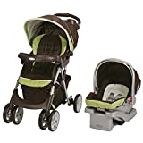 Graco Comfy Cruiser Click Connect Travel System, Go Green