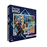 Best Culturenik Man Posters - Doctor Who Comic Collage TV BBC Sci-Fi Television Review