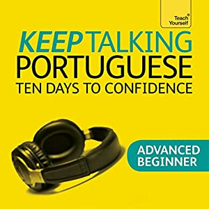 Keep Talking Portuguese Audiobook