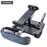 Skyreat [Upgrade] Aluminum-Alloy 4-12 inches Folable Tablet Ipad Mount Holder with Metal Nut Ring for Mavic Air/Mavic Pro/DJI Spark Remote Controller