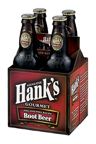 Hank's Gourmet Root Beer 4 Pack