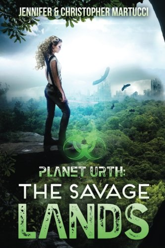 Planet Urth Savage Lands Books product image