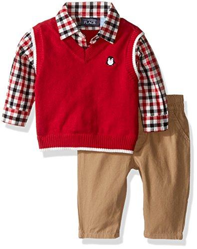 Penguin Sweater Vest - 2