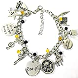 Hamilton Charm Bracelet for Women - Hamilton Merchandise Jewelry Gifts