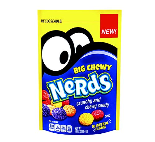 Big Chewy Nerds 10 oz (Pack of 2)