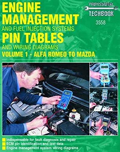 haynes wiring diagram engine management and fuel injection systems pin tables and wiring  fuel injection systems pin tables