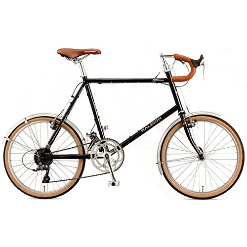 RALEIGH(ラレー) ミニベロ RSW Special (RSP) グロスブラック 520mm B07679HQ75