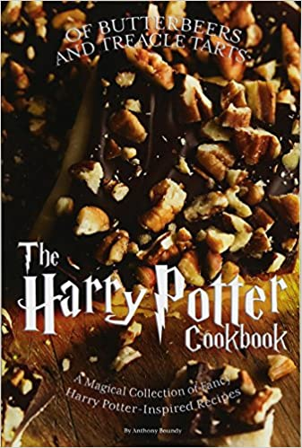 Amazon Of Butterbeers And Treacle Tarts The Harry Potter Cookbook A Magical Collection Fancy Inspired Recipes 9781975722982