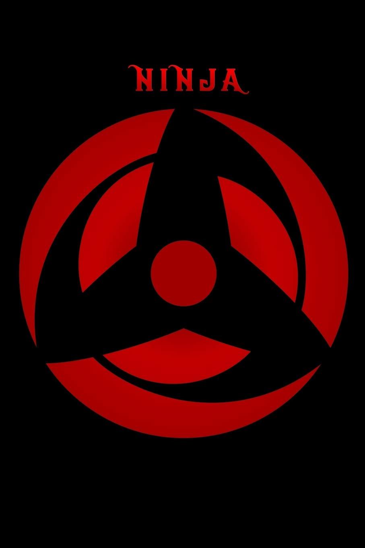 ninja: Obito mangekyou sharingan eye design Sasuke Lined ...