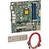 Supermicro Micro ATX DDR4 LGA 1151 Motherboards X11SAE-M-O