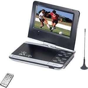 Bluetech DPT 102 - Reproductor de DVD portátil