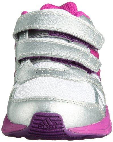 adidas Performance-HYPERFAST CF K JR SCRATCH Gris-Rose D66061