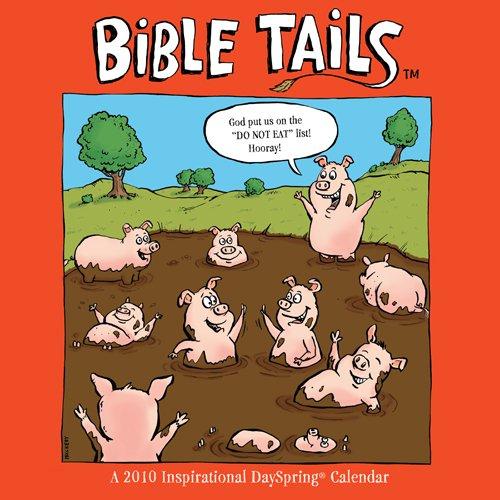 (Bible Tails 2010 Wall Calendar)