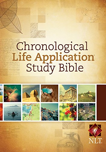 Tyndale | NLT Chronological Life Application Study Bible