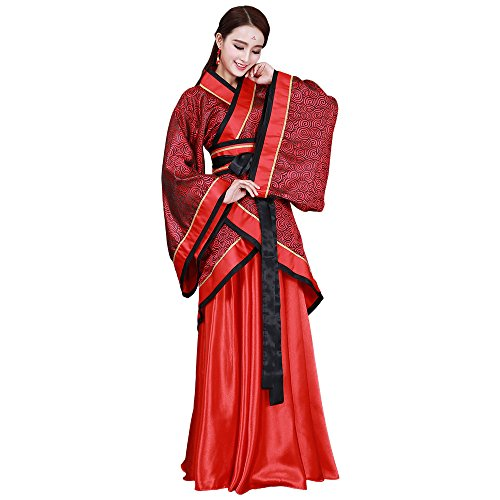 ZooBoo Han Fu Traditional China Tang Fashion Classic