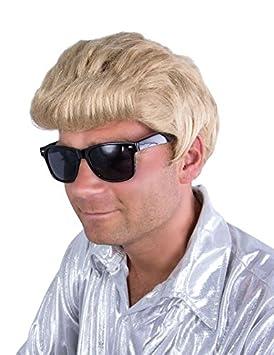 P'tit Clown 68759 Perruque Johnny H - Blond P'TIT CLOWN
