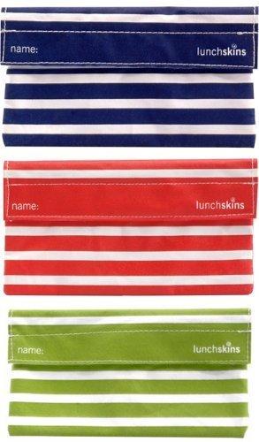 Lunchskins Reusable Snack Bag 3pk product image