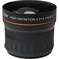 Vivitar 2158W 0.21X 58mm Fisheye Lens
