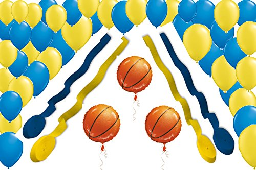 c64e50fdb Golden State Warriors Inspired Party Decorating Kit