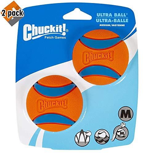 Chuckit! Ultra Ball Medium 2 Pack of 2