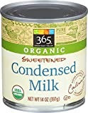 365 Everyday Value, Organic Sweetened Condensed Milk, 14 oz