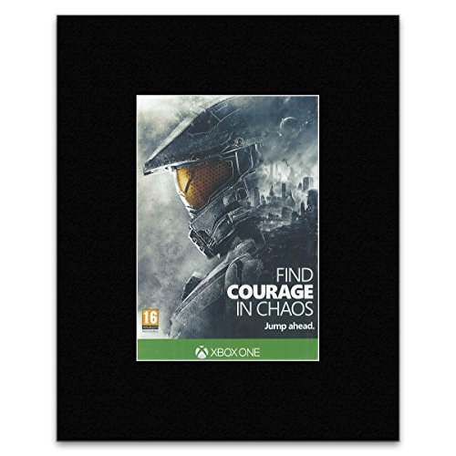 Stick It On Your Wall Halo 5 - Find Courage In Chaos Mini Poster - 40.5x30.5cm